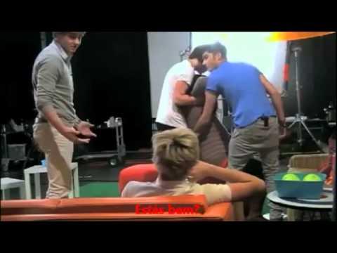 One Direction Nickelodeon Prank legendado em Portu