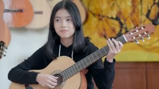 Linh Anh: Carulli 9 & Romance (Rener Bartolli) - Guitar Solo