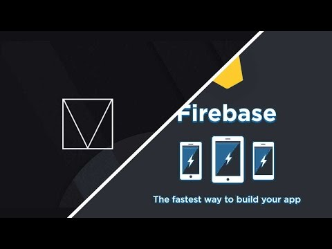 Firebase Web App Tutorial - Material Design Lite - Firebase Login [ Part 6 ]