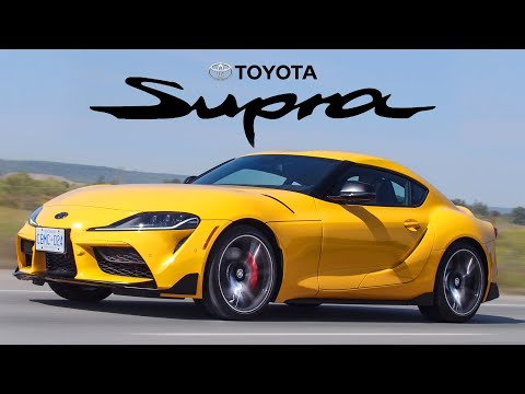 2020 Toyota Supra Review - All Aboard The Hype Train