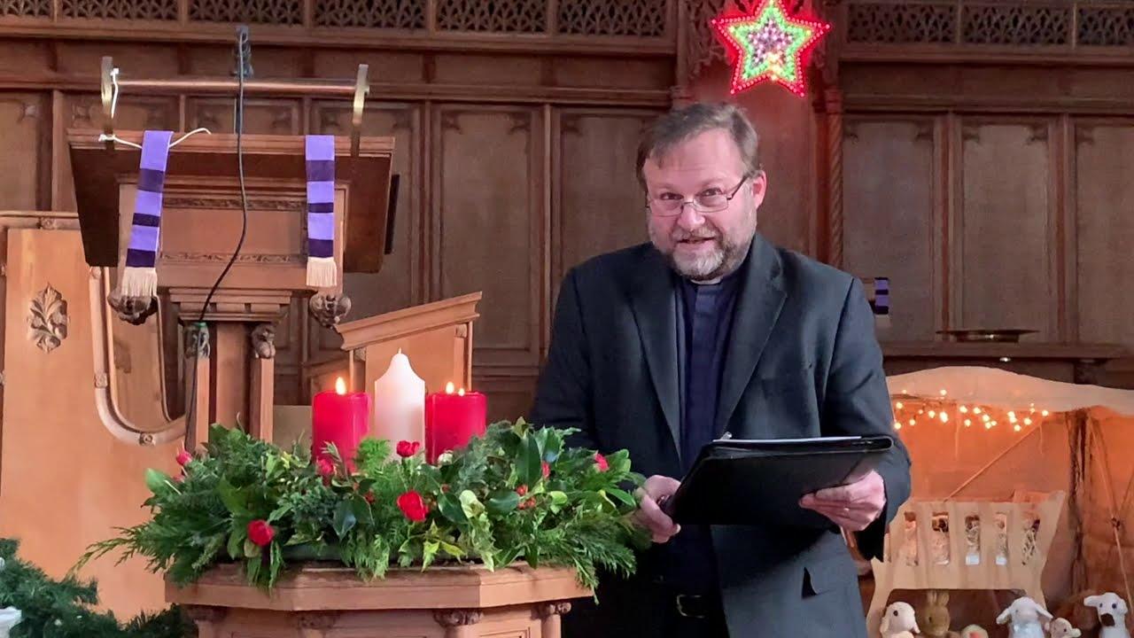 SJRworship@home: Christmas Day 2020