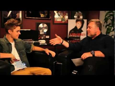 Justin Bieber Interview - Night with the Stars - Kyle and Jackie O