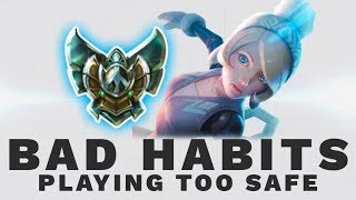 Low Elo Habits PLAYING TOO SAFE SkillCapped