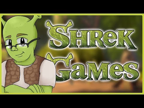 Shrek Games - Nathaniel Bandy