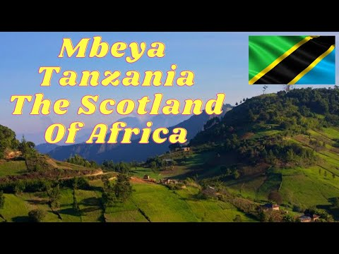 What Is Mbeya City Tanzania? | (East Africa)