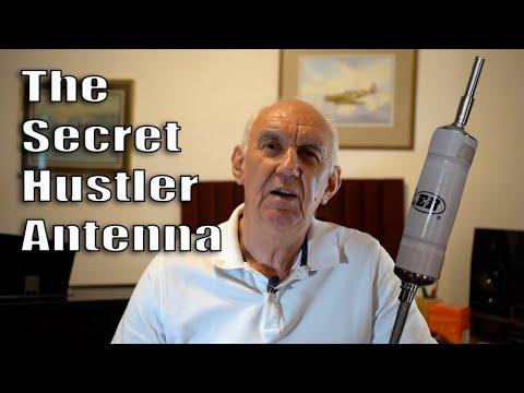 The Secret Hustler Antenna