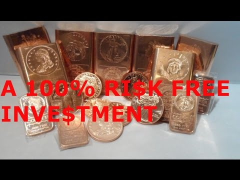IS COPPER BULLION A GOOD INVESTMENT?