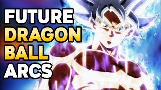 Future Dragon Ball Arcs