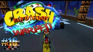 Carretera de Bandicoots/Crash Bandicoot: Warped #16