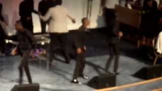 ZimPraise Live at Super Sunday -  Ruach City Church 2014