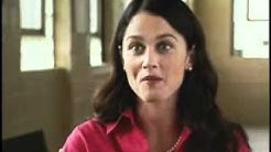 Robin Tunney talks about Veronica Donovan - Prison Break Interview