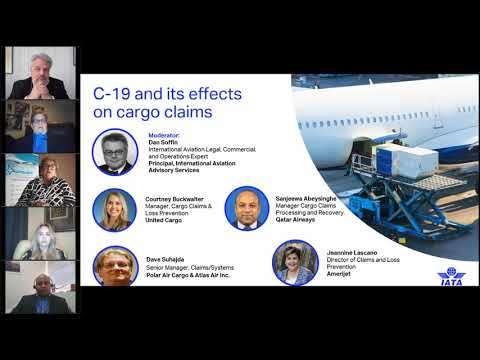 Cargo Claims & Loss Prevention Webinar