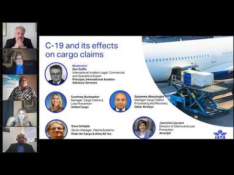 Cargo Claims & Loss Prevention Webinar