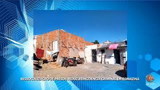 Ressocialização de Presos reduz reincidência criminal em Tomazina