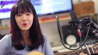 NGƯỜI TÌNH KHÔNG ĐẾN (Cover) - Jang Mi em gái đàn hát cực hay