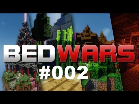 In die Mitte -|- Lets Battle Bed Wars #002 -|- Green Chris