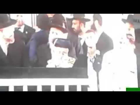 מרן הרב יצחק יוסף - מי שברך במעמד