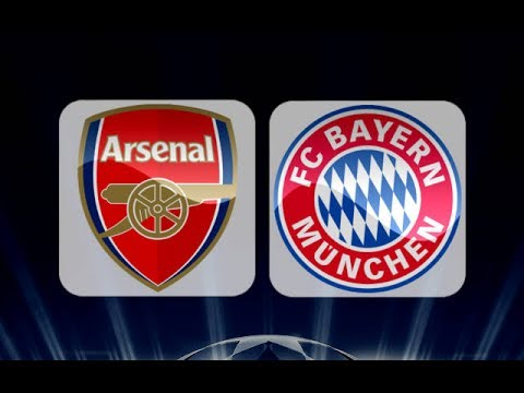 Bayern Munich vs Arsenal LIVE International Champions Cup 20
