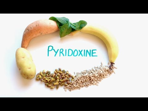 What is Vitamin B6 (Pyridoxine) good for? + Foods High in Vitamin B6.
