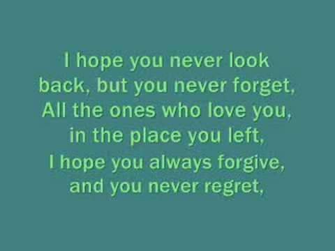 My wish~Rascal Flatts  w/ lyrics