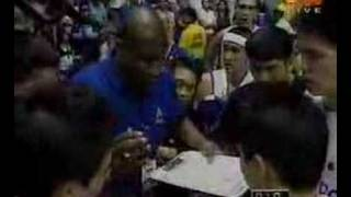 2006 UAAP Finals: Ateneo vs. UST Game 1 (4th Quarter)