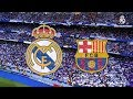 League CLÁSICO | Real Madrid vs Barcelona
