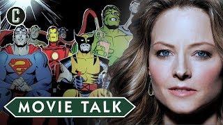 Jodie Foster Says Big Budget Films Ruin Viewing Habits - Movie Talk