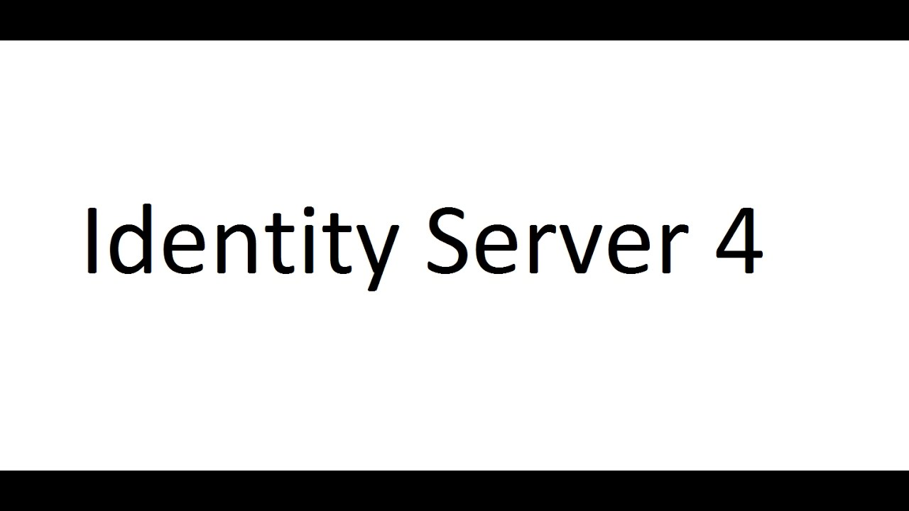2  Identity Server 4 Tutorial - How to Customize Authentication