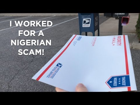 I Worked for a Nigerian Scam!