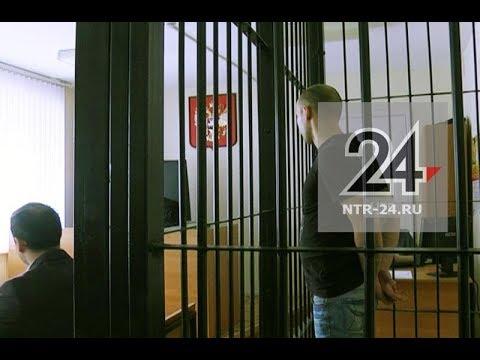 В Нижнекамске начался суд над серийным разбойником