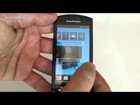 Sony Ericsson Xperia Neo İncelemesi