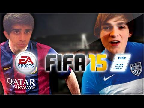FIFA 15   Vikkstar VS Ali-A