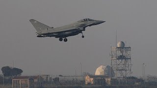 US, UK and France launch military strikes on Syria