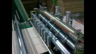 Hy-pk-100    Rotary Board Cutter Machine