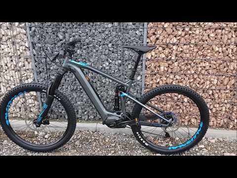 Focus Sam² LTD 27.5R Shimano Steps Elektro Fahrrad 2018 Irongrey matt