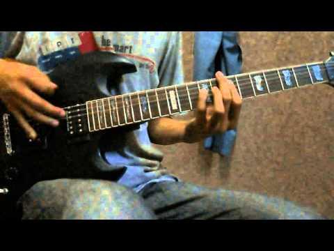 Cover gitar - LAST CHILD SEKUAT HATIMU
