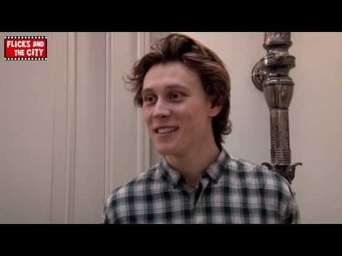 George MacKay Interview - Saoirse Ronan, Berlin Film Festival & European Shooting Stars 2014
