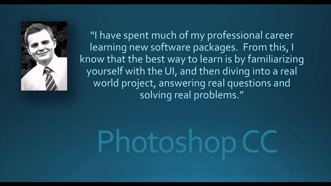 Free Photoshop Course - Udemy - Photoshop CC Quick Start