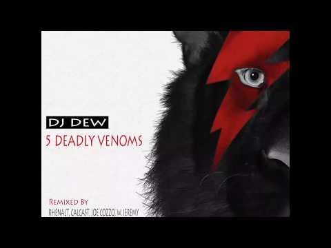 DJ DEW - 5 DEADLY VENOMS