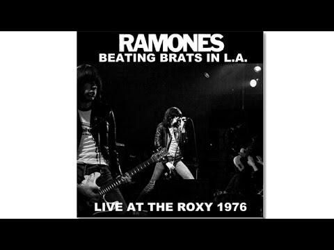 RAMONES - BEATING BRATS IN L.A. '76 FULL ALBUM - LIVE AT THE ROXY 1976 LOS ANGELES - FULL CONCERT