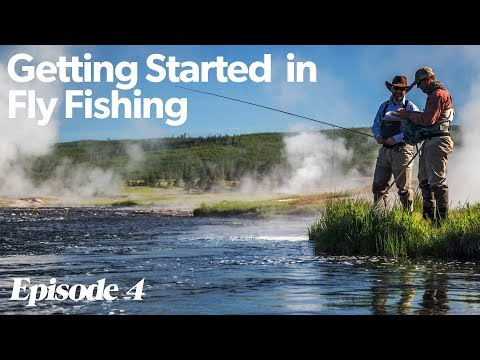 Fly Rod Action | Getting Started In Fly Fishing - Episode 4