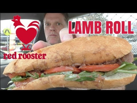 how-good-is-the-red-rooster-lamb-roll?---greg's-kitchen-food-review