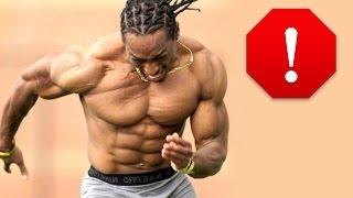 видео Какие мышцы работают при беге?