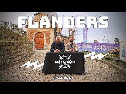 FLANDERS – Rapha Race Radio Episode 01