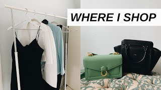 BOSS CLOSET | where I buy office chic, business casual, stylish clothes