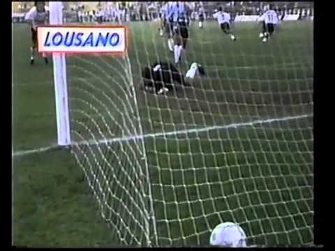 Osmar Santos Corinthians 2 x 2 Grêmio Tv Manchete Copa do Brasil 1994