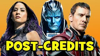 X-Men Apocalypse POST-CREDITS Scene Explained + EASTER EGGS