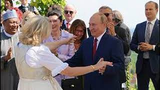 Какой Мотив Визита Владимира Путина на Свадьбу Главы Австрийского МИД Карин Кнайсль ???