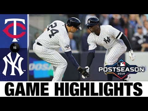 Didi Gregorius' grand slam powers Yankees to ALDS Game 2 to