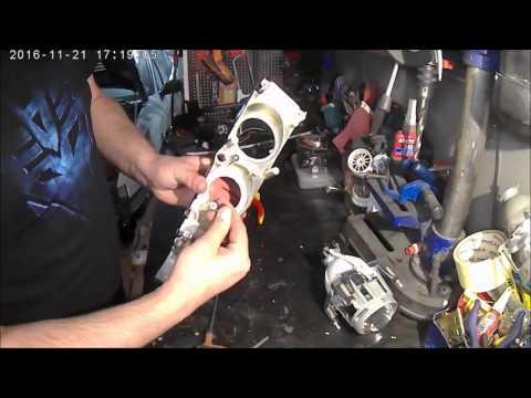 Opel Calibra light conversion part 1
